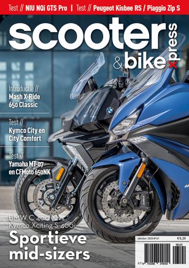Scooter&bikexpress #161 (oktober 2020)