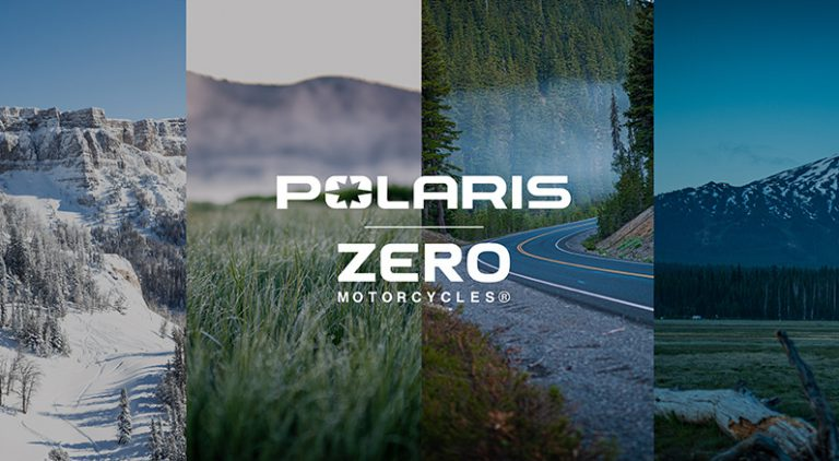 Polaris Zero Motorcycles