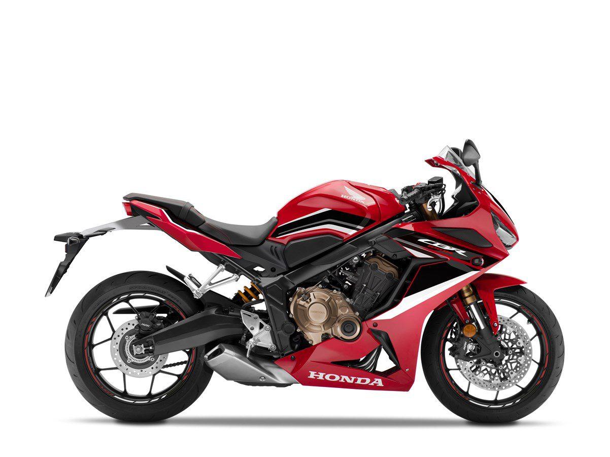 Honda vernieuwt CB650R en CBR650R, nieuwe kleur voor Africa Twin