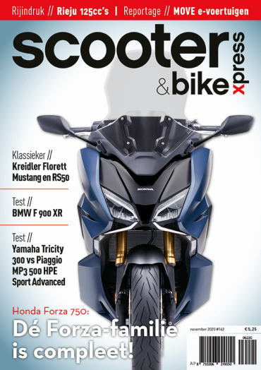 Scooter&bikexpress #162 (november 2020)