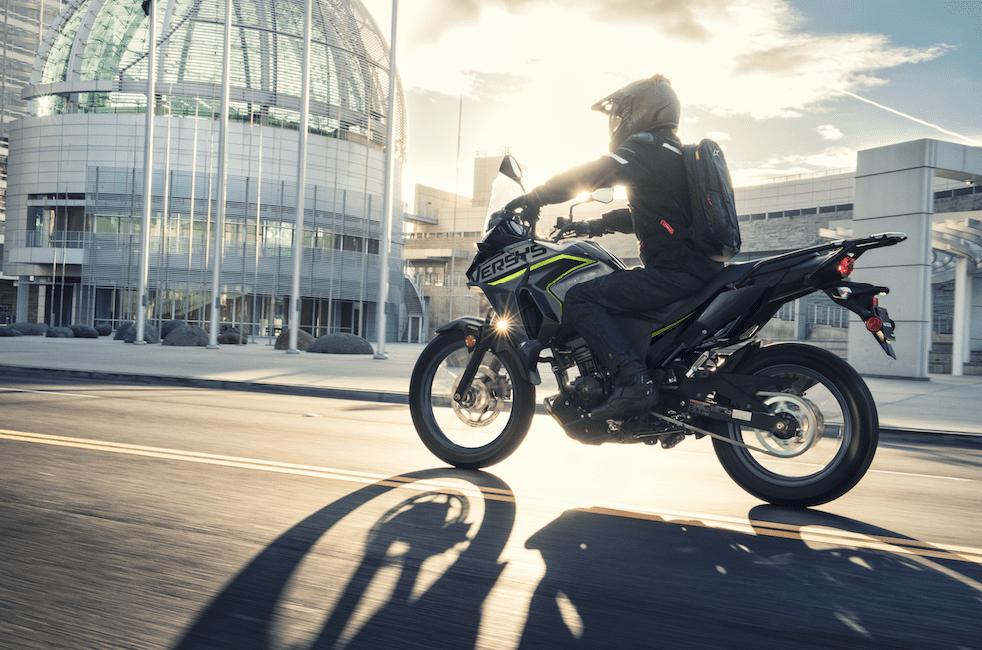 Kawasaki Versys-X 300 – Vrijheid & Mobiliteit goedkoper dan u denkt!