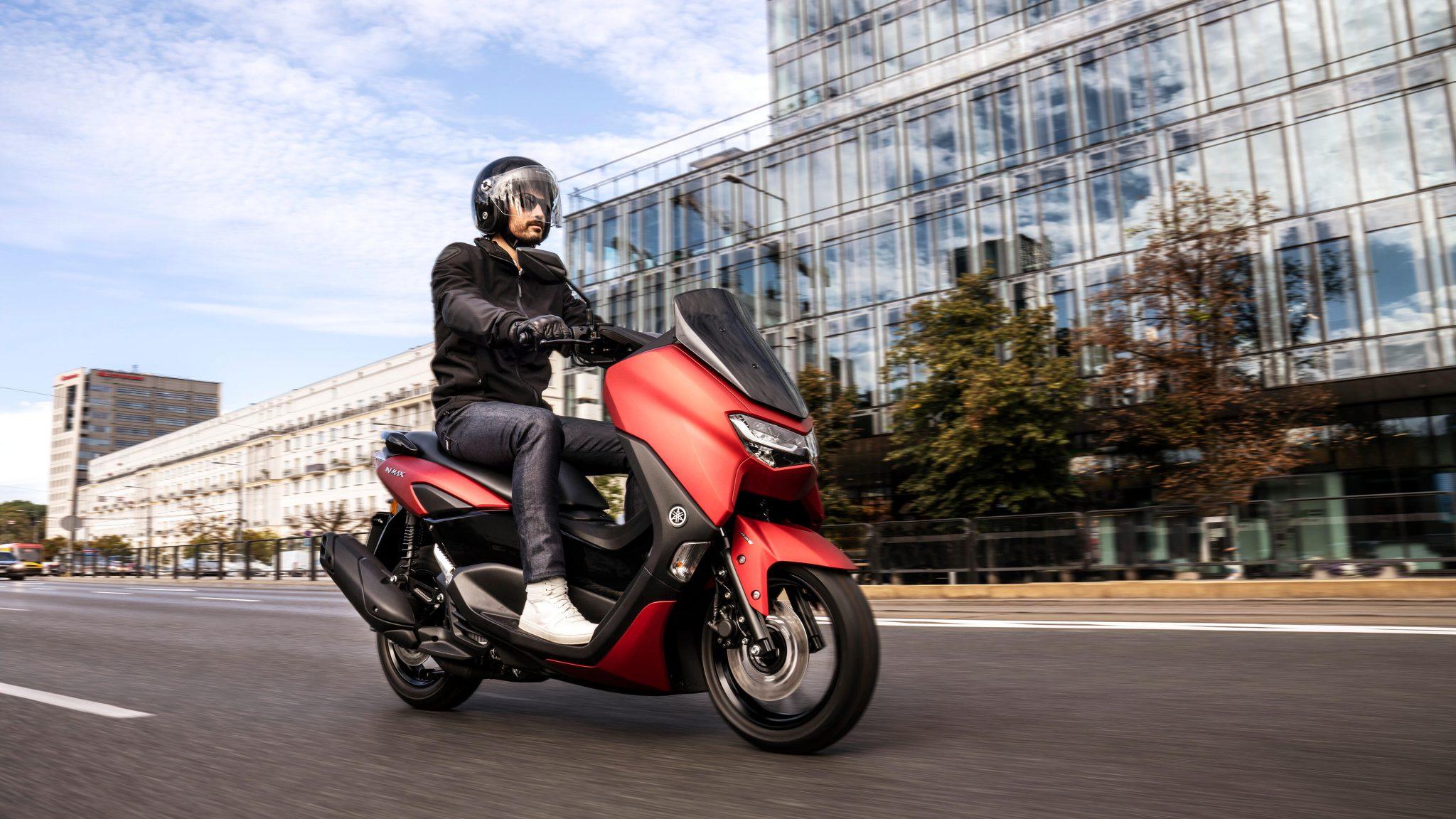 Yamaha NMAX 125 en 155 compleet vernieuwd voor 2021