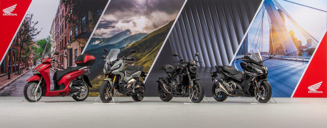Honda prijslijst 2021