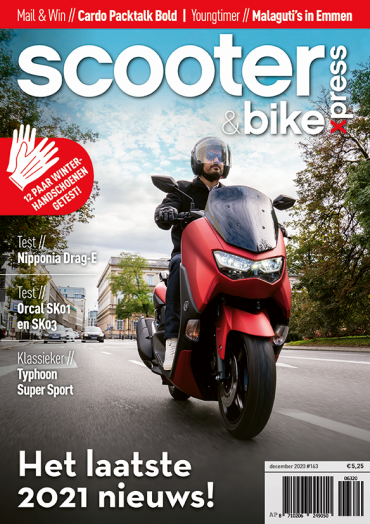 Scooter&bikexpress #163 (december 2020)