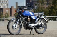een icoon uit de jaren '60 en '70 de yamaha FS1