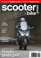 Scooter&bikexpress #164 (januari 2021)