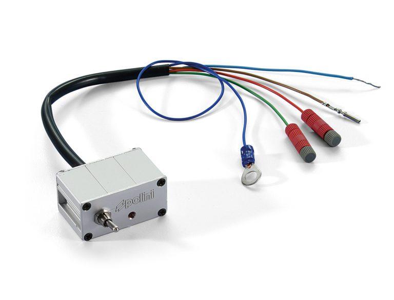 polini traction control voor Yamaha TMAX 560