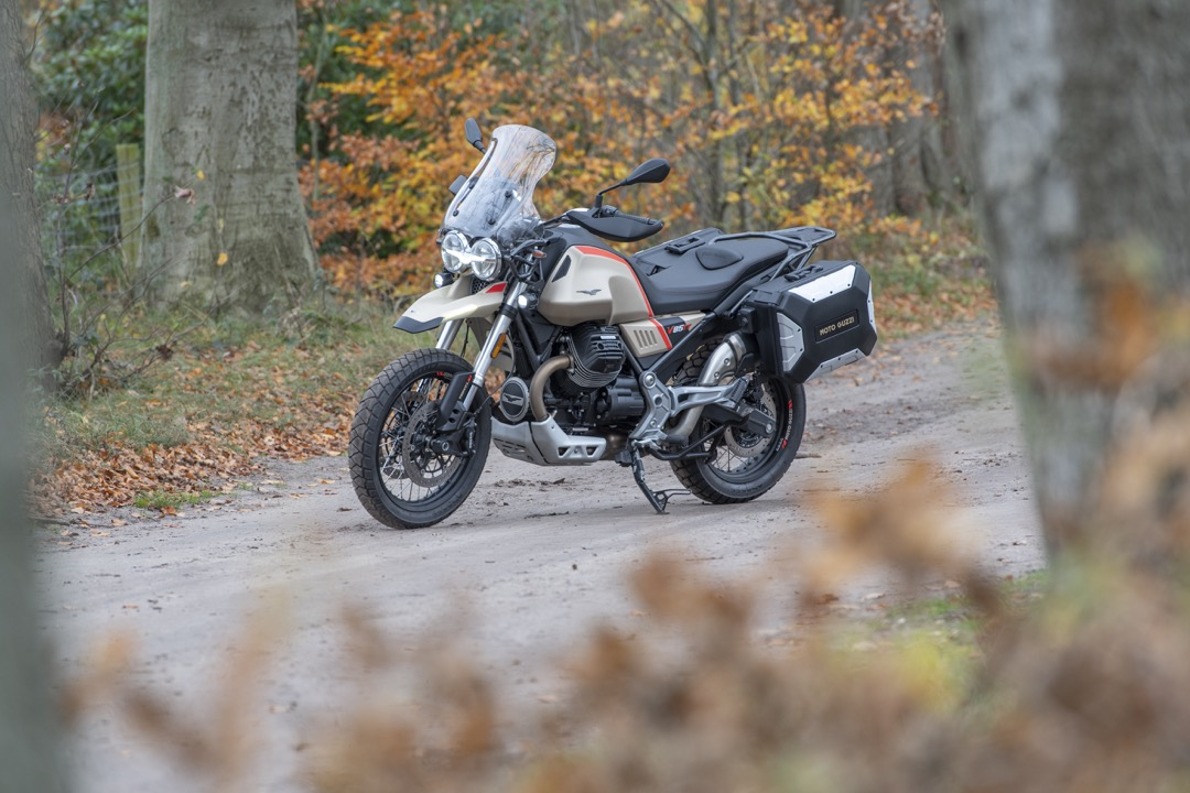 V85 TT Travel