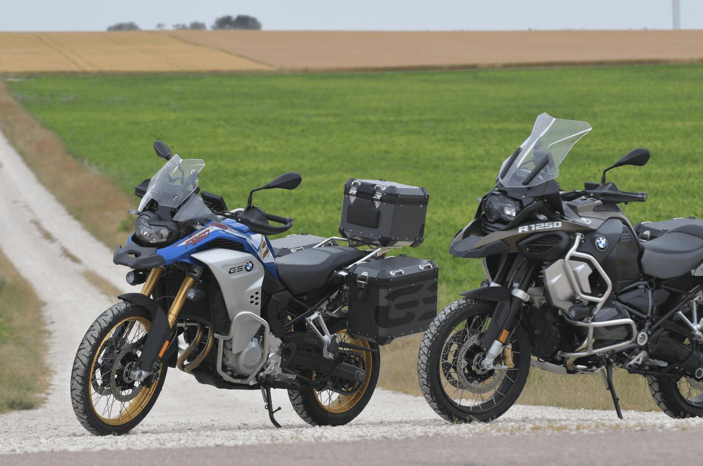 BMW Motorrad: elfde jaar op rij marktleider in NL