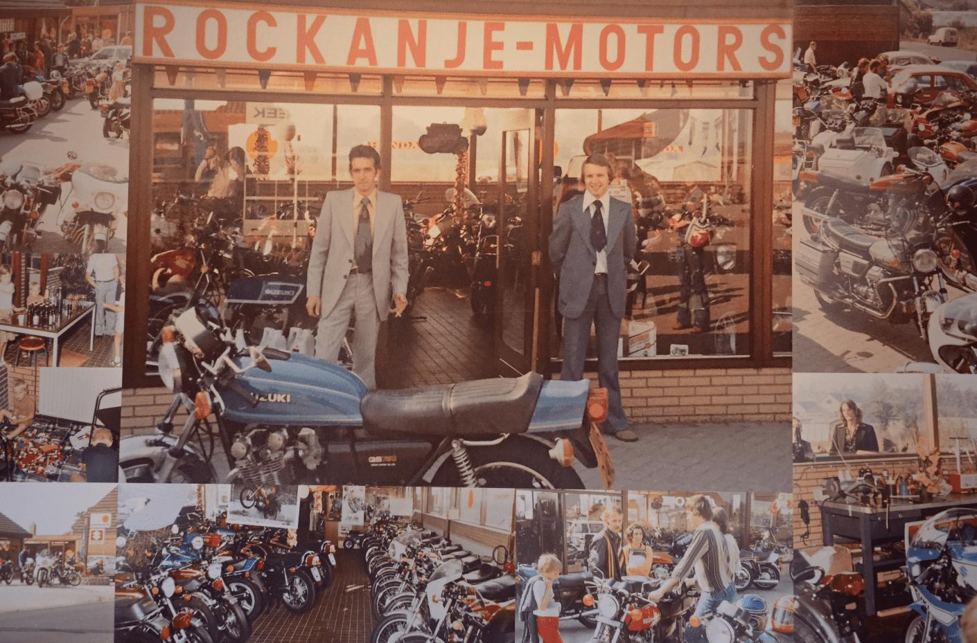 De beleving start bij Motoport Rockanje