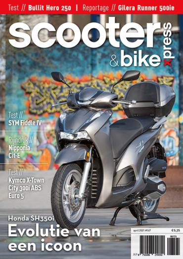 Scooter&bikexpress #167 (april 2021)