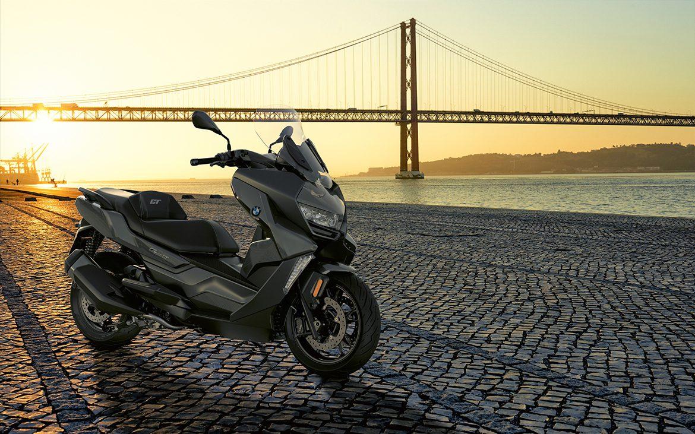 BMW Motorrad presenteert de nieuwe BMW C 400 X en BMW C 400 GT