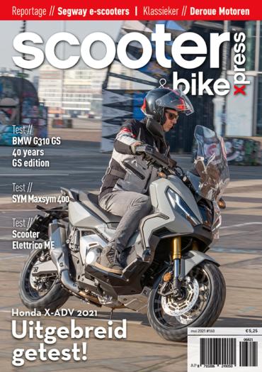Scooter&bikexpress #168 (mei 2021)