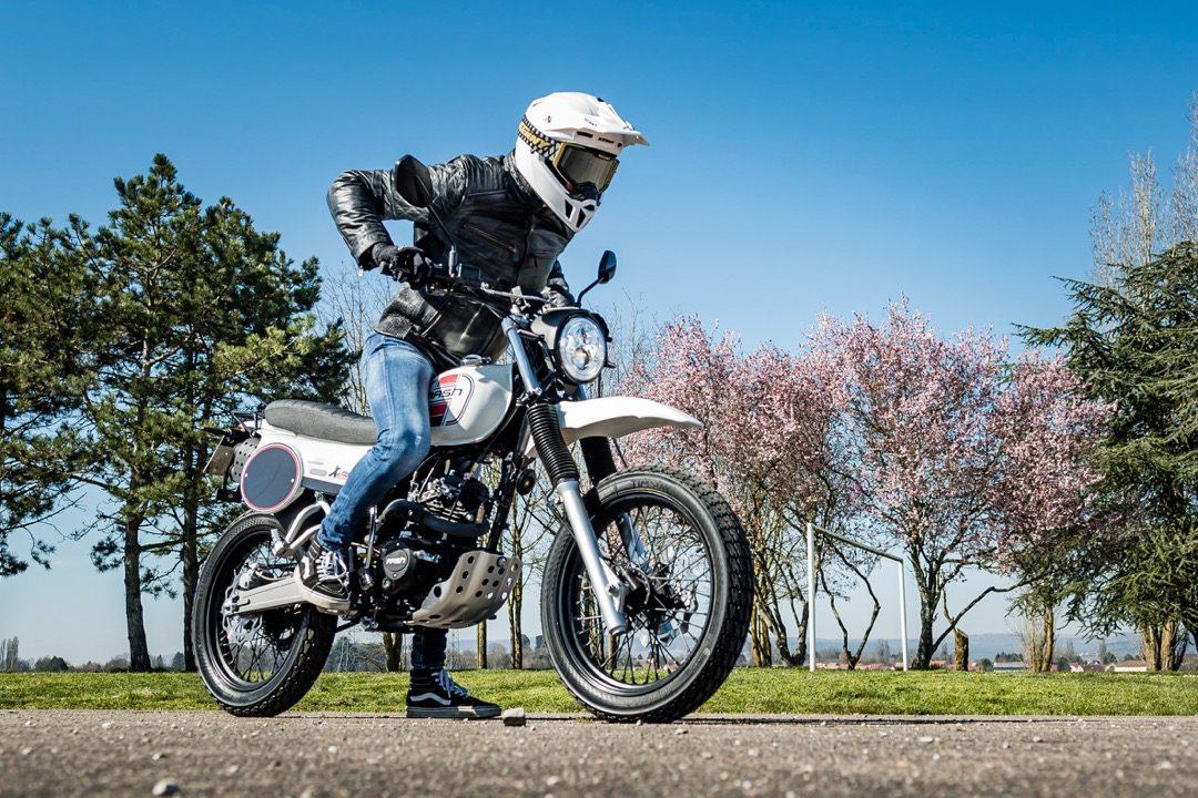 Mash lanceert X-Ride 50 en 125 en stelt nieuwe Six Hundred voor!