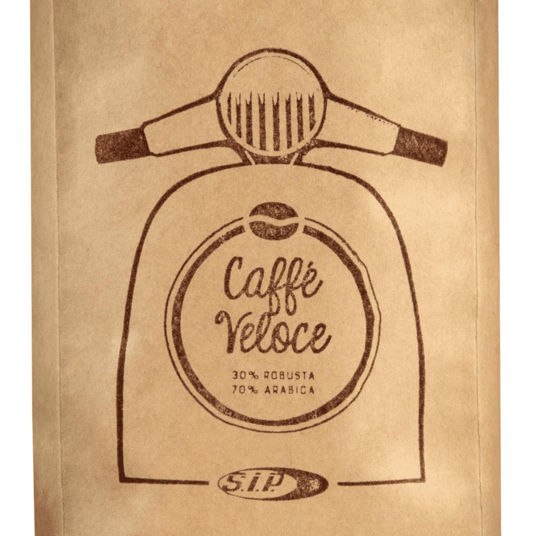 SIP Scootershop levert koffie voor de Vespa-fans