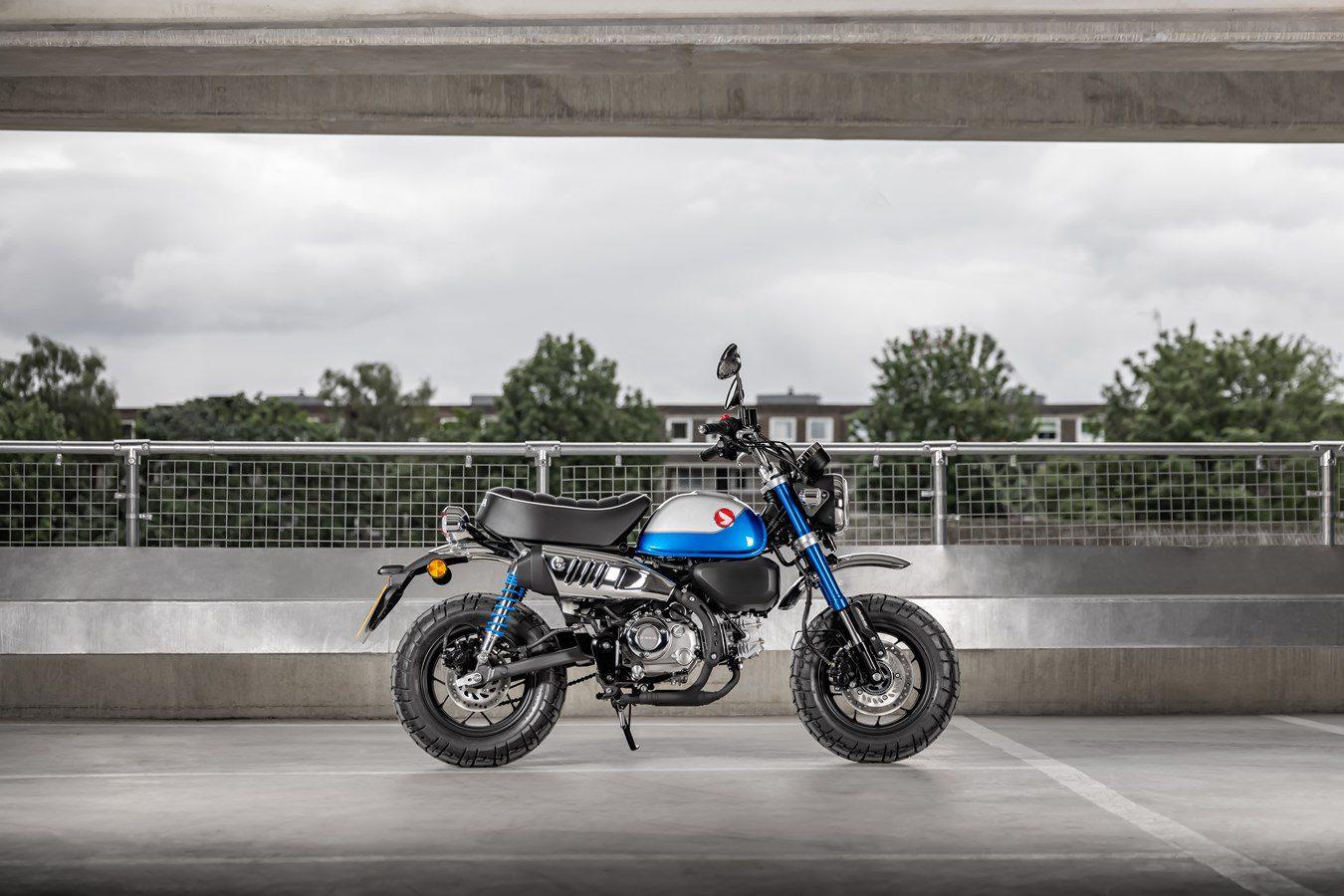 Nieuw! Honda Monkey 125 2022