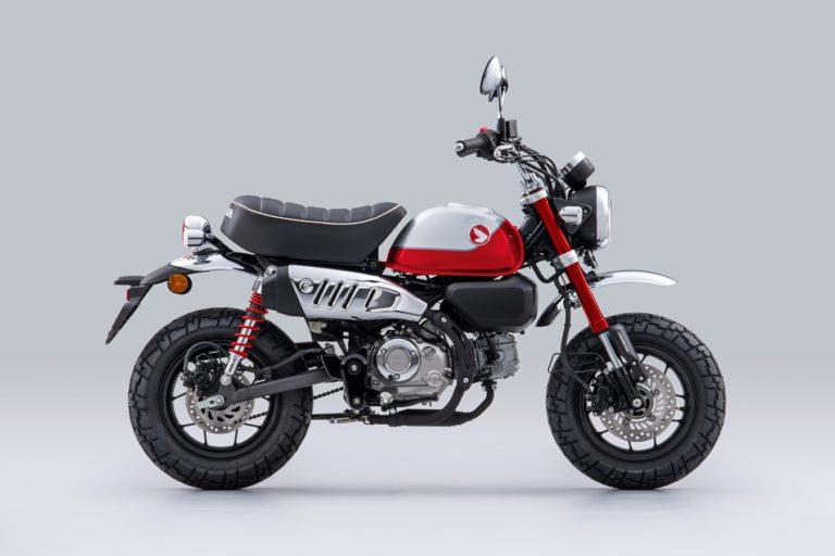 Honda Monkey 125 2022