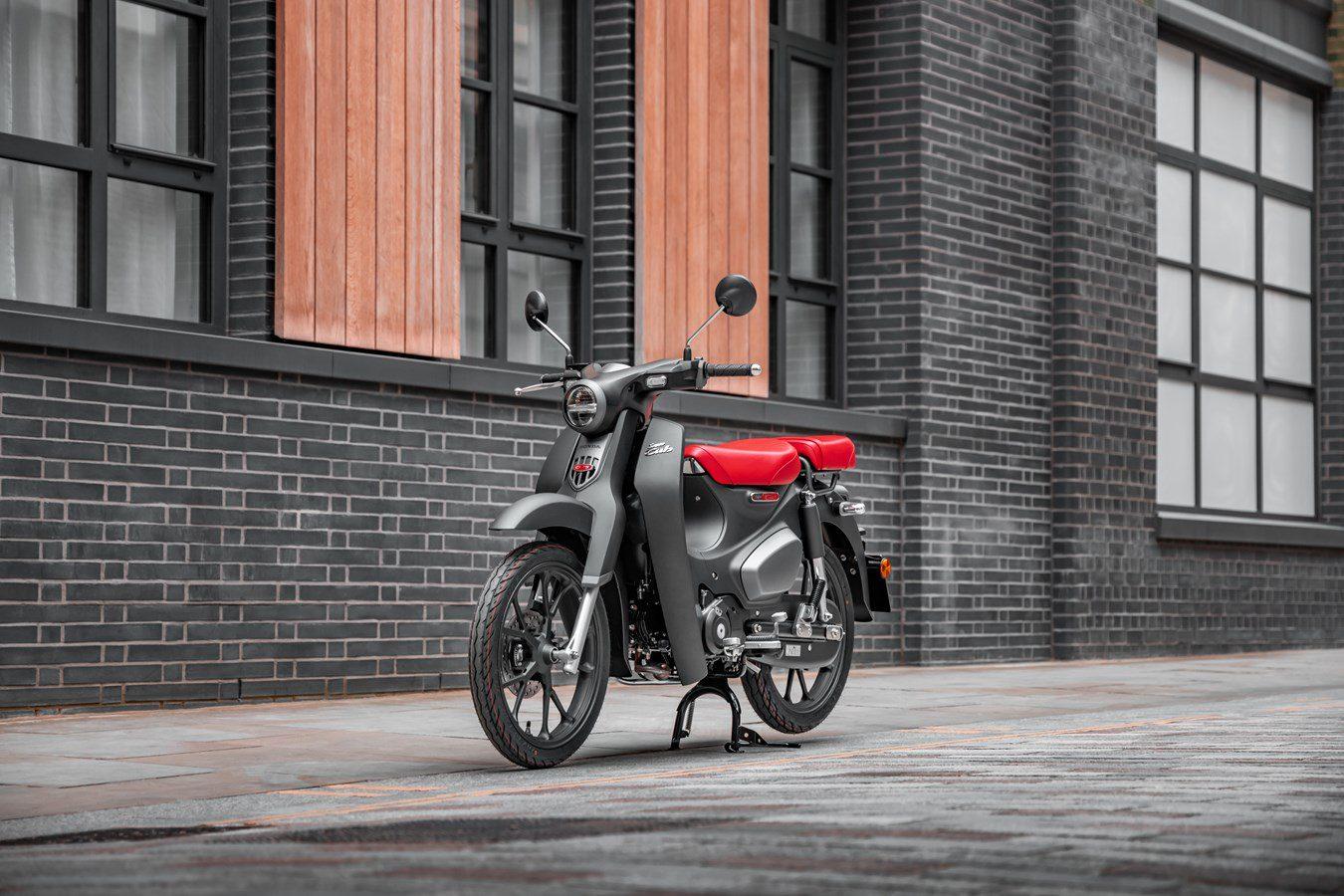 Nieuw! Honda Super Cub 125