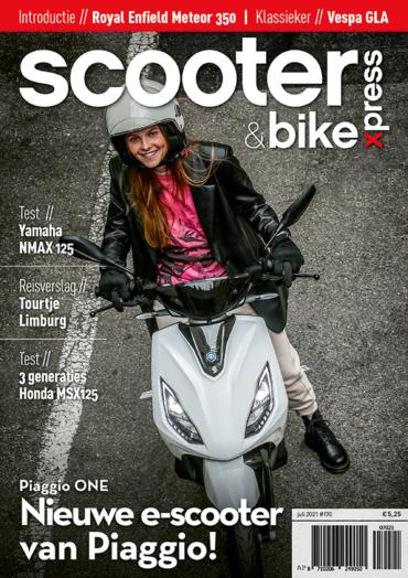 Scooter&bikexpress #170 (juli 2021)