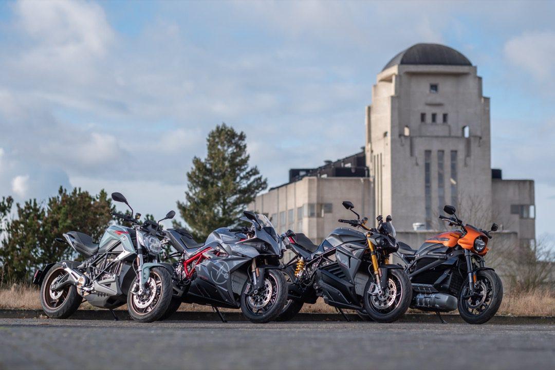 EV-Ning-Ride: een toertocht voor elektrische motorfietsen