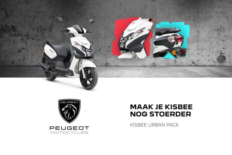 Peugeot Kisbee Urban Pack