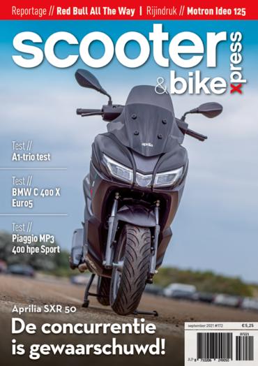 Scooter&bikexpress #172 (september 2021)